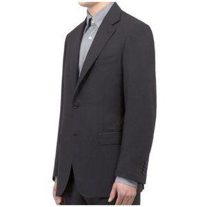 Canali Dark Gray Slim Fit Jacket Size 44R